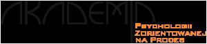 Akademia Psychologii Zorientowanej na Proces Logo