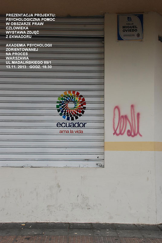Projekt Ekwador